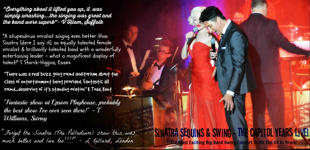 Sinatra Sequins & Swing (The Capitol Years Live!) reviews